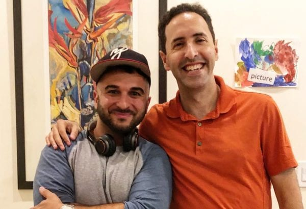 David Berkowitz (360i, MRY, Sysomos, Serial Marketer) and Leo Morejon - The Build & Inspire Podcast