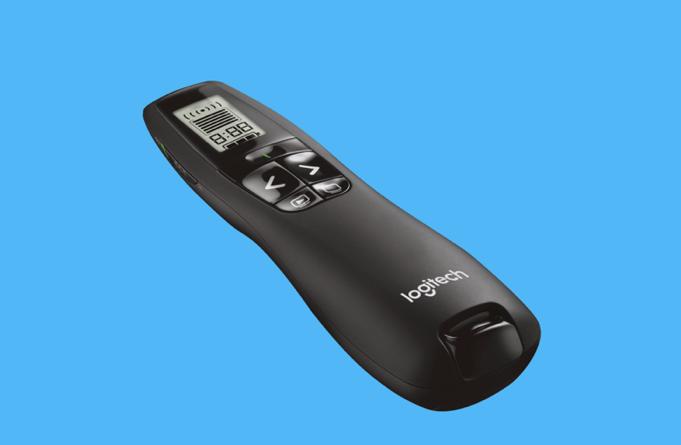 Logitech® Professional Presenter R800