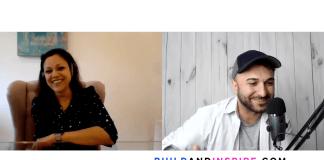 Episode 10: Sharon Joseph (Founder, CEO of BREWASIS) - Build & Inspire